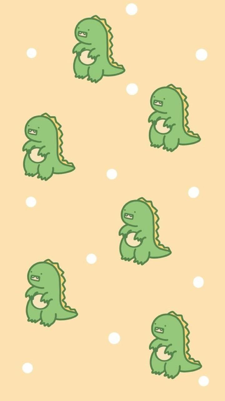 100 ảnh Nền Khủng Long Cute Cực độc (4)