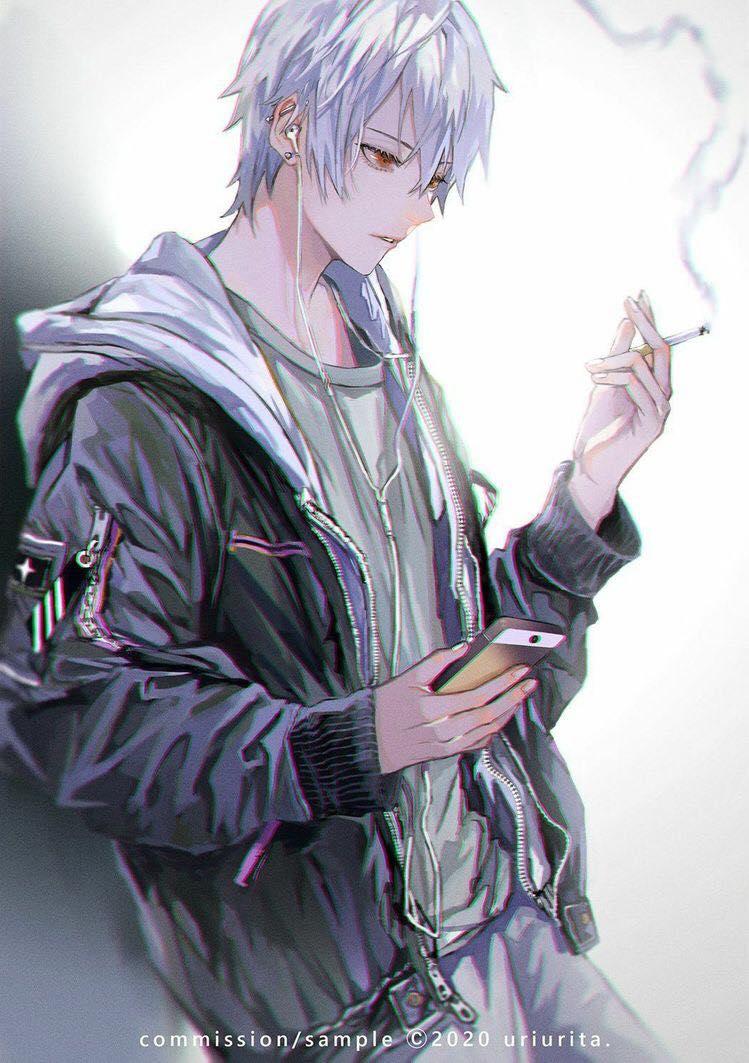 HÌnh ảnh Anime Nam Buồn (21)