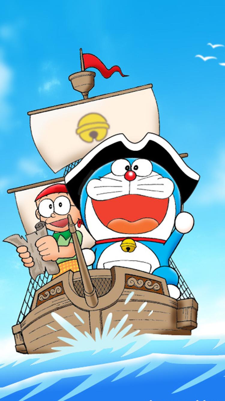 Tổng Hợp Hình Nền Doraemon Cute Lạc Lối (7)