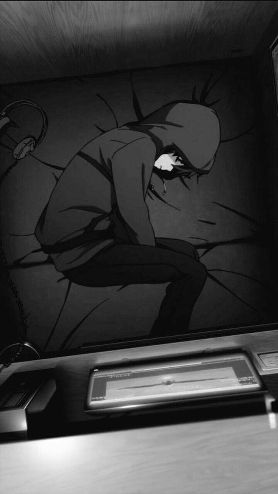 ảnh Anime Buồn (9)
