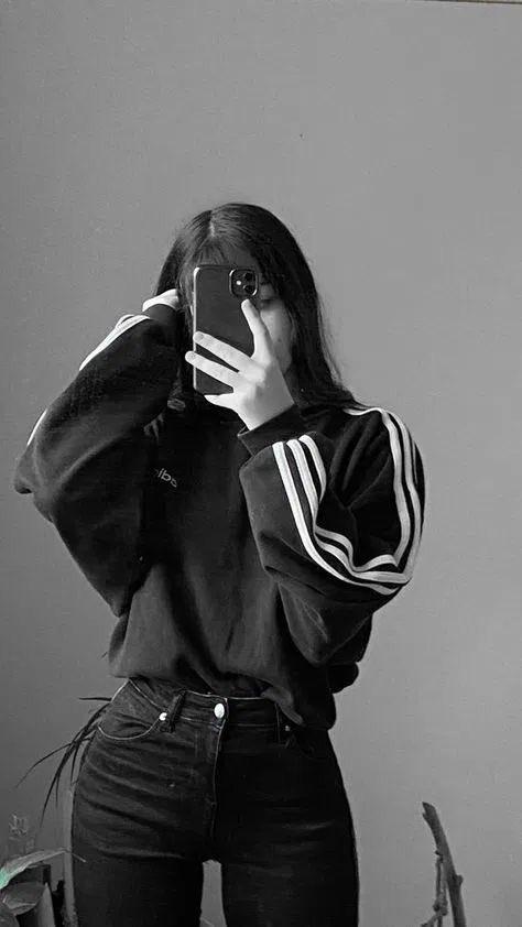 ảnh Nữ Tóc Ngang Vai Cute (29)