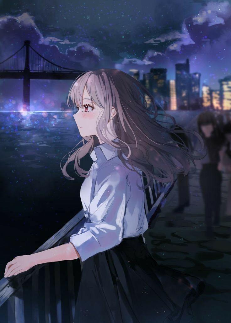 Hình ảnh Anime Nữ (10)