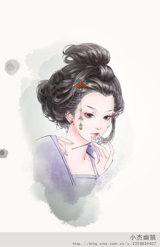Hình Xăm Cô Gái Trung Hoa đẹp (3)