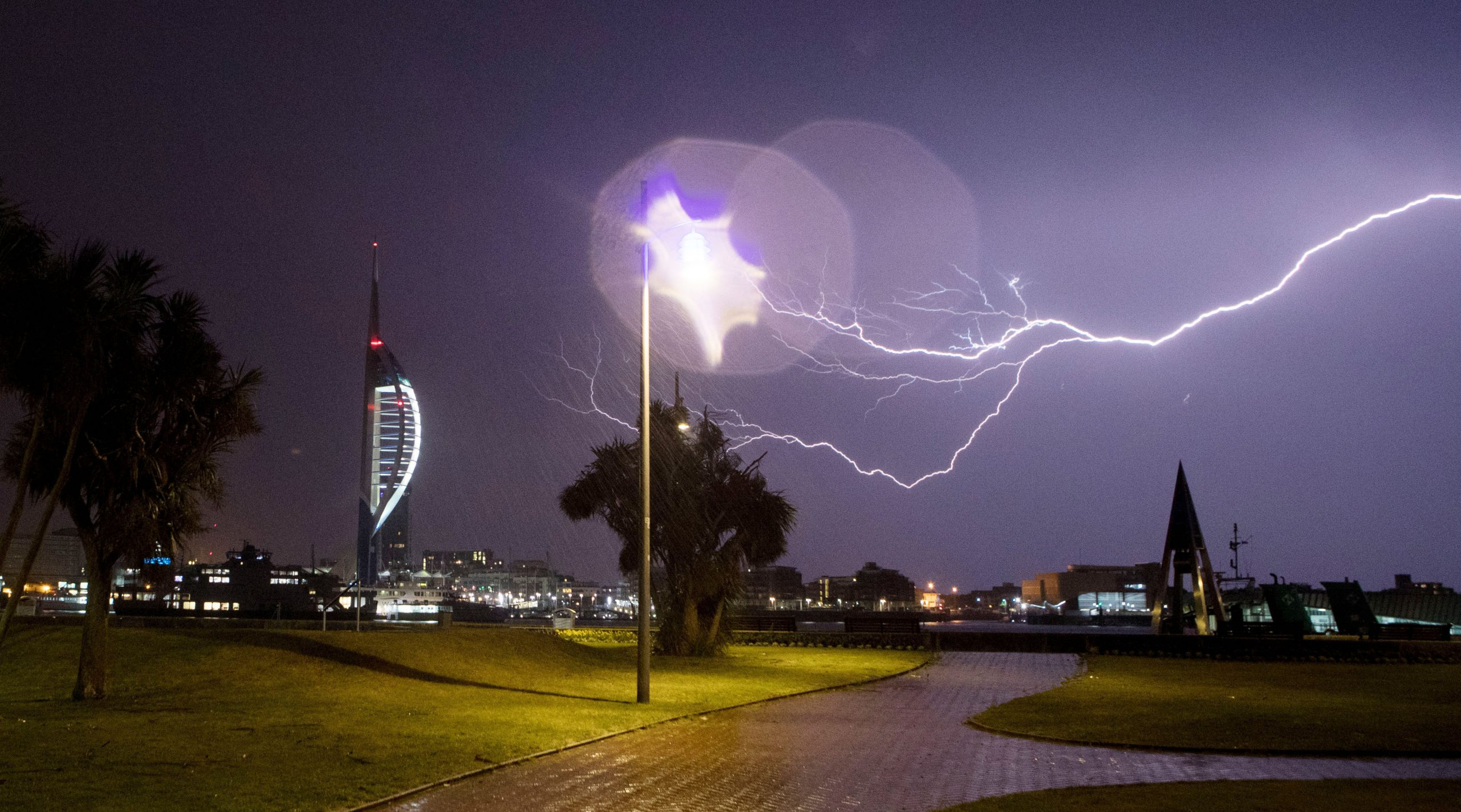 Summer Weather July 19th 2017