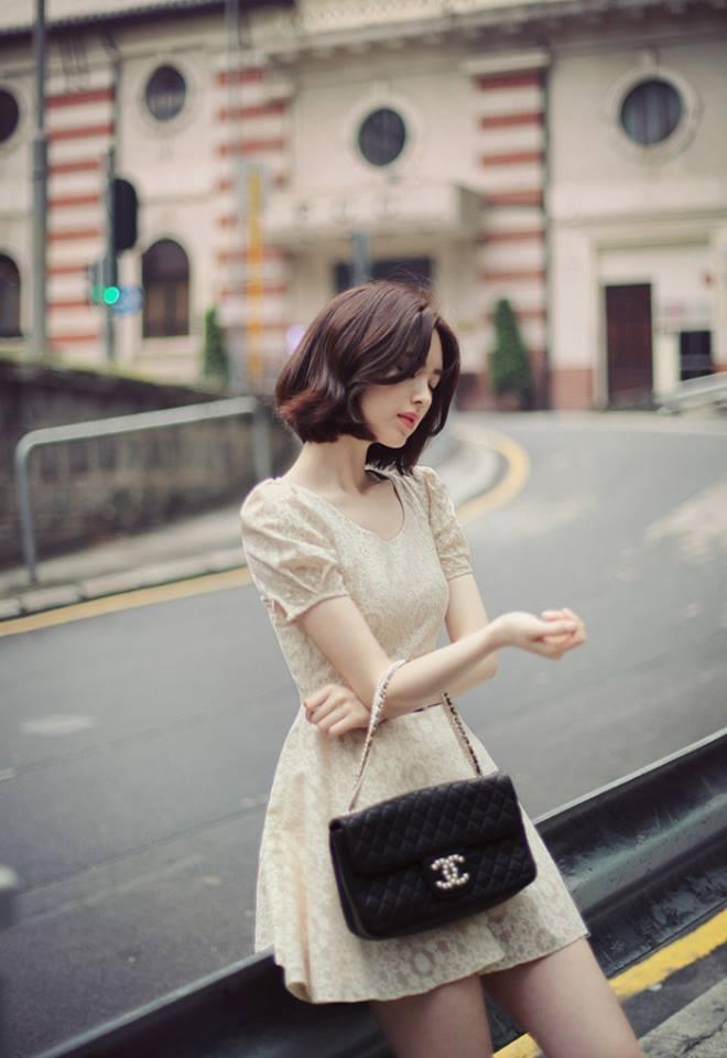 Top 666 ảnh Gái Xinh Tóc Ngắn đeo Kính Che Mặt Tuyệt đẹp, Ngọt Ngọt 13